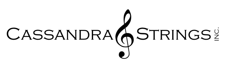 Cassandra Strings Logo