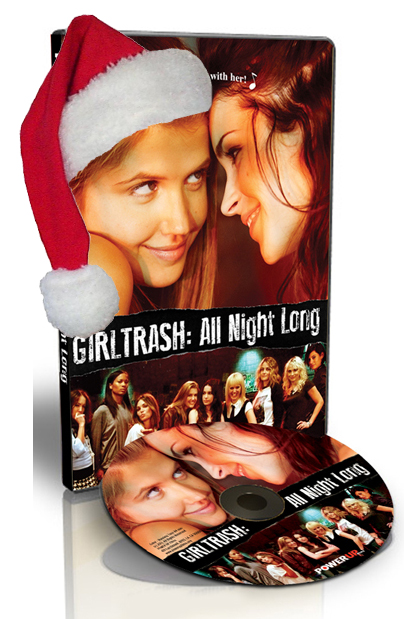 GIRLTRASH DVD Holiday Special